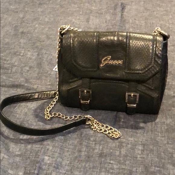 Guess Handbags - Guess Chain Crossbody